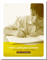 First Language Lessons 3 - Student Workbook