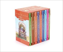 Little House on the Prairie - Original 9 Book BOXED Set
