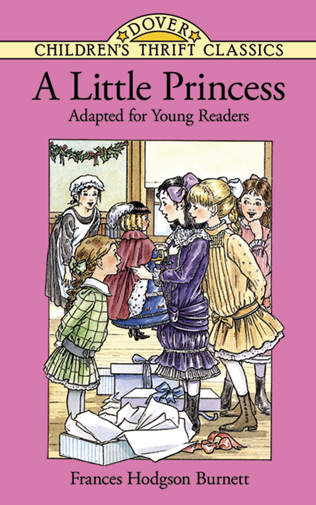 Little Princess - Adapted for Young Readers