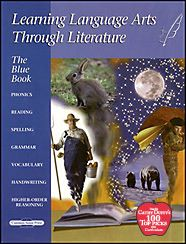 Learning Language Arts Through Literature - Blue Teacher