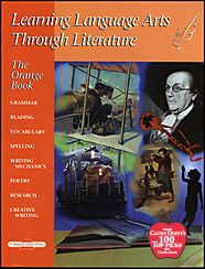 Learning Language Arts Through Literature - Orange Teacher