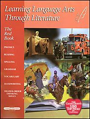 Learning Language Arts Through Literature - Red Student Book