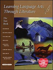 Learning Language Arts Through Literature - Tan Student Book
