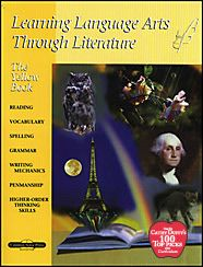 Learning Language Arts Through Literature - Yellow Student Book