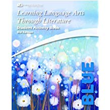 Learning Language Arts Through Literature - Blue Student Book