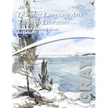 Learning Language Arts Through Literature - Gray Student Book