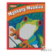 Mystery Mosaics 2 (price includes US S&H)