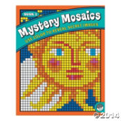 Mystery Mosaics 1 (price includes US S&H)
