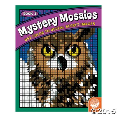 Mystery Mosaics 3 (price includes US S&H)