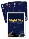 Night Sky Playing Cards (price includes US S&H)