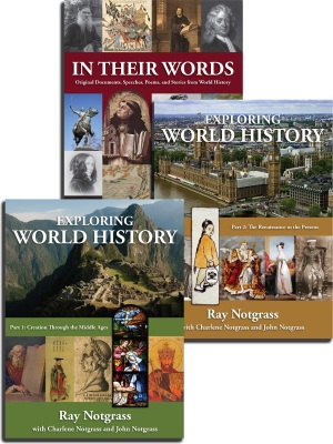 Exploring World History Set
