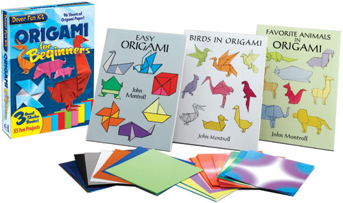 Origami Fun Kit for Beginners (price includes US S&H)