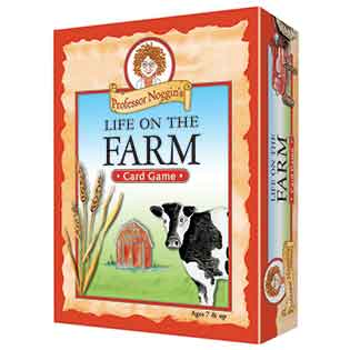 Prof Noggin - Life on Farm (price includes US S&H)