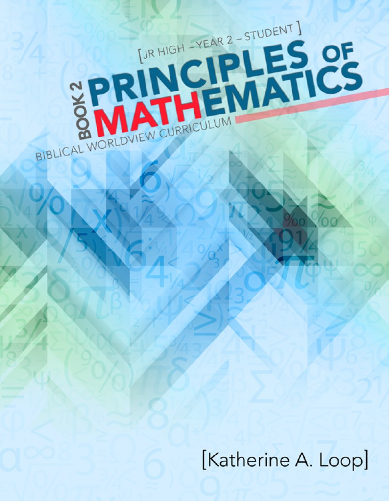 Principles of Mathematics - Book 2 Student Textbook
