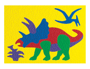 Puzzle - Triceratops (price includes US S&H)