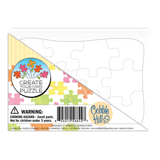 Create a Puzzle, Small (price includes US S&H)