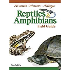 Reptiles & Amphibians of Minnesota, Wisconsin, and Michigan