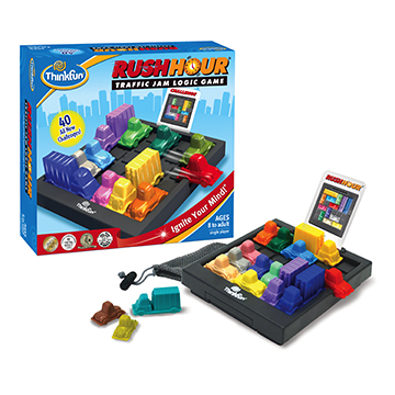 Rush Hour Traffic Jam Game (price includes US S&H)