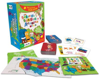 Scrambled States of America (price includes US S&H)