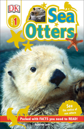 Sea Otters - Level 1 Reader