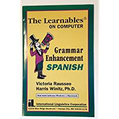 Learnables - Spanish Level 2 Grammar Enhancement