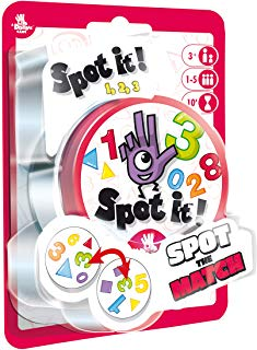 Spot It! Numbers & Shapes (price includes US S&H)