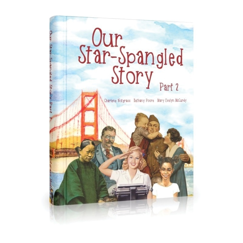 Our Star-Spangled Story - Part 2