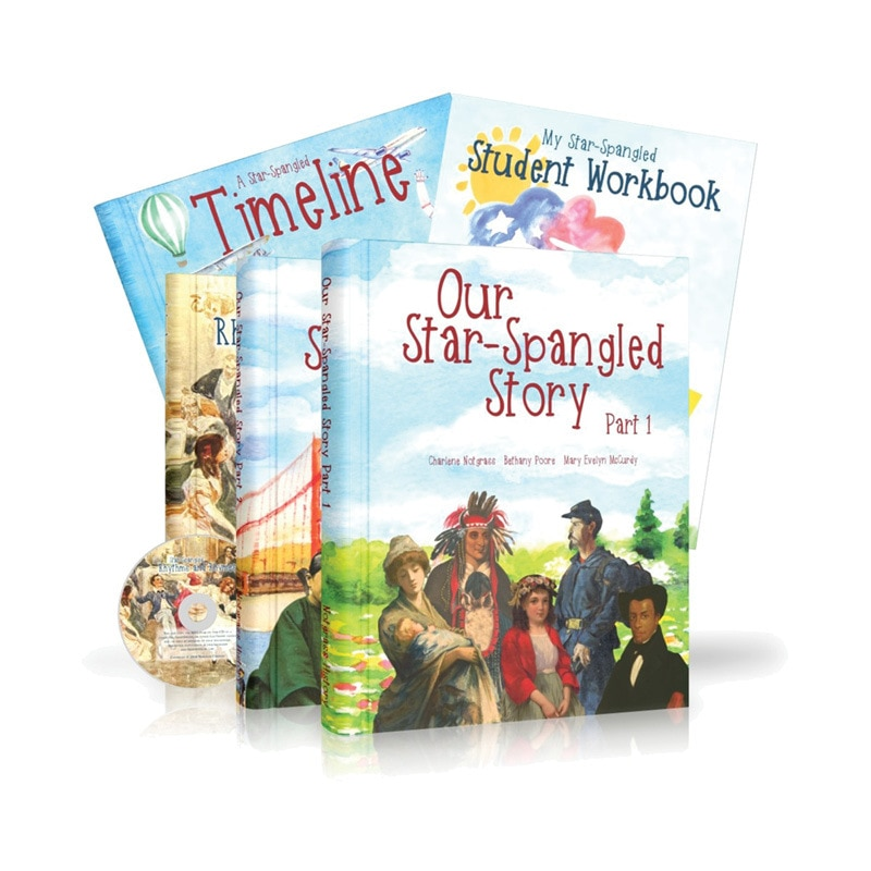 Our Star-Spangled Story Curriculum Set