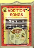 Addition Songs - CD