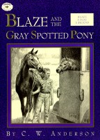 Blaze and the Gray Spotted Pony