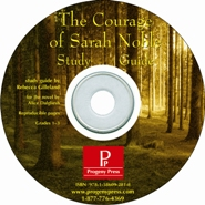 Courage of Sarah Noble Study Guide on CD-ROM