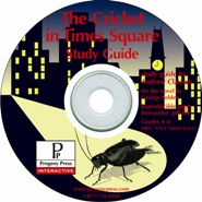 Cricket in Times Square Study Guide on CD-ROM