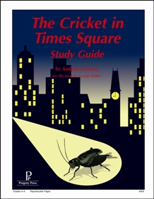 Cricket in Times Square Study Guide