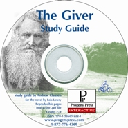 Giver Study Guide on CD-ROM