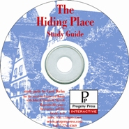 Hiding Place Study Guide on CD-ROM