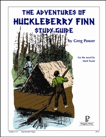 Adventures of Huckleberry Finn Study Guide