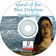 Island of the Blue Dolphins Study Guide on CD-ROM