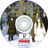 Lion, the Witch, and the Wardrobe Study Guide on CD-ROM