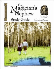 Magician's Nephew Study Guide