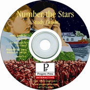 Number the Stars Study Guide on CD-ROM