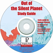 Out of the Silent Planet Study Guide on CD-ROM
