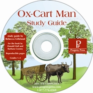 Ox-Cart Man Study Guide on CD-ROM