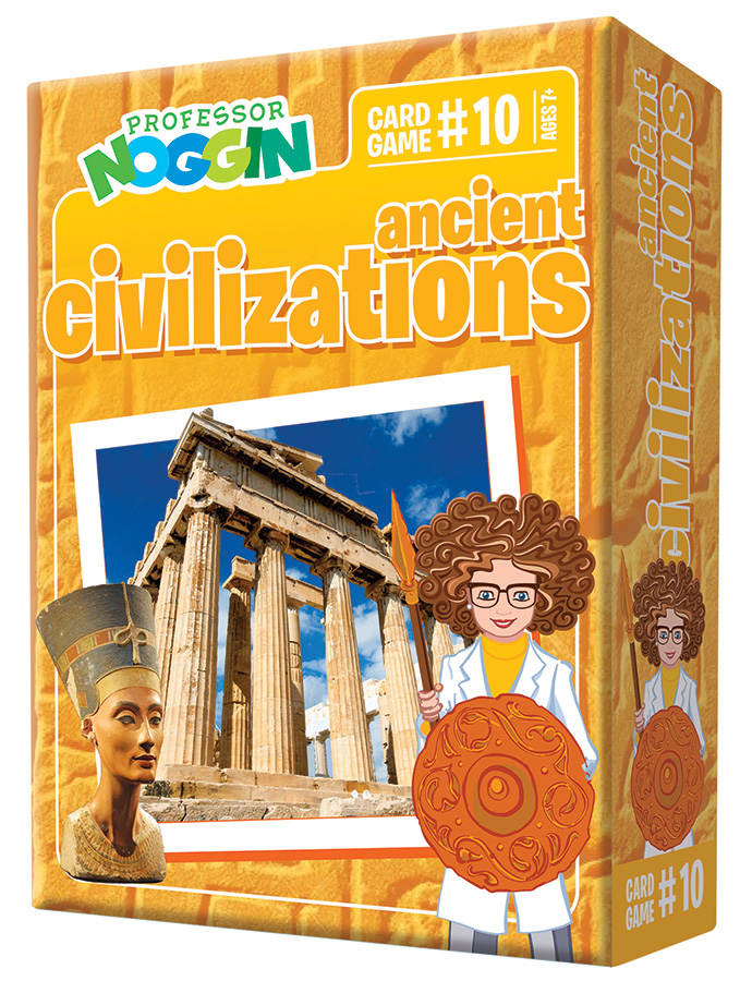 Prof Noggin - Ancient Civ (price includes US S&H)