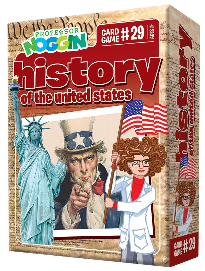 Prof Noggin - History of US (price includes US S&H)