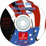 Sam the Minuteman Study Guide on CD-ROM