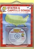 States and Capitals Songs - CD