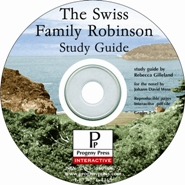 Swiss Family Robinson Study Guide on CD-ROM