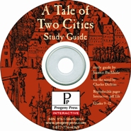 Tale of Two Cities Study Guide on CD-ROM