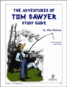 Adventures of Tom Sawyer Study Guide