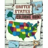 United States Coloring Book (price includes US S&H)